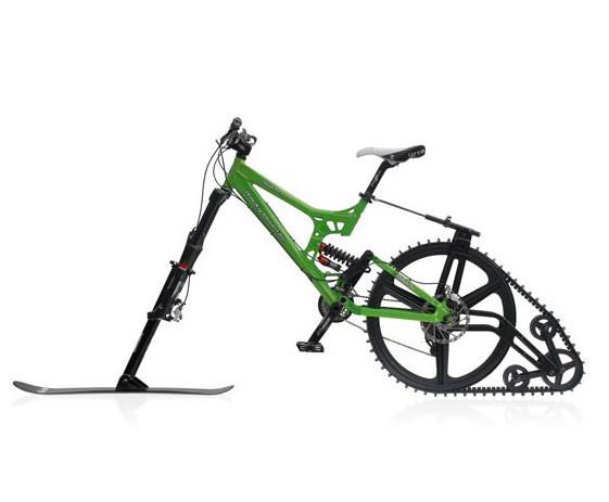 Прокат зимних велосипедов Ktrak